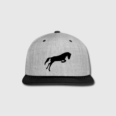 Horse - Snap-back Baseball Cap