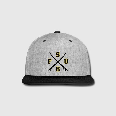 Surf Logo - Snap-back Baseball Cap