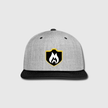 Clash Of Clans Clash With Your Clan  Shield-11 - Snap-back Baseball Cap