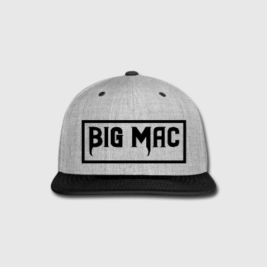 Big Mac Logo - Snap-back Baseball Cap