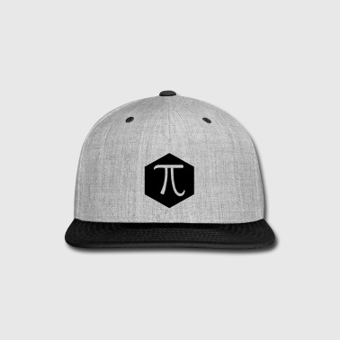 Pi - Snap-back Baseball Cap