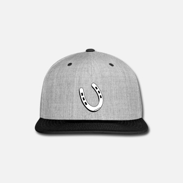 Horseshoe Horseshoe - Snap-back Baseball Cap