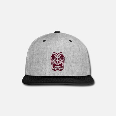 Tribal Tribal Mask - Snap-back Baseball Cap