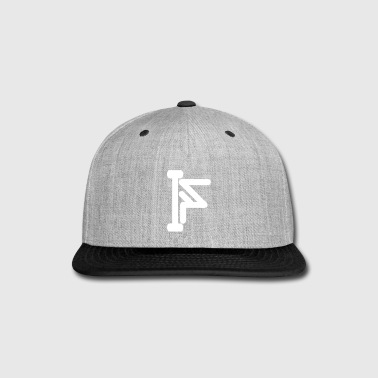Intrinsic Fitness Initials - Snap-back Baseball Cap