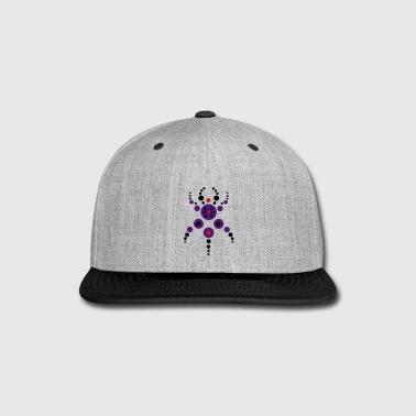 Apache poisonous spider - Snap-back Baseball Cap