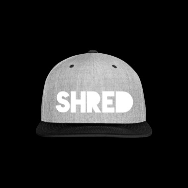 Shred - Snap-back Baseball Cap