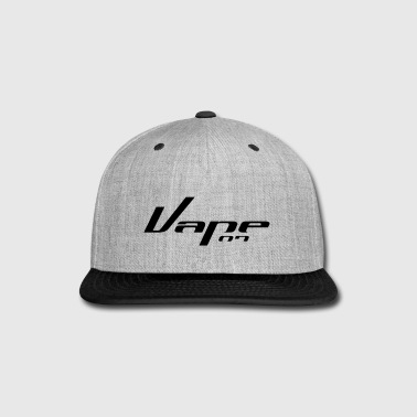 Vape on - Vape T-Shirt - Snap-back Baseball Cap