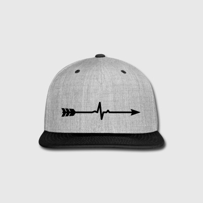Arrow Pulse - Snap-back Baseball Cap