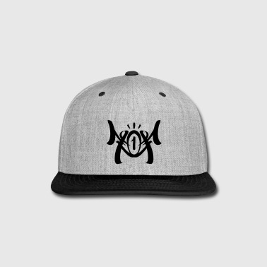 Graffiti Number 1 Logo - Snap-back Baseball Cap