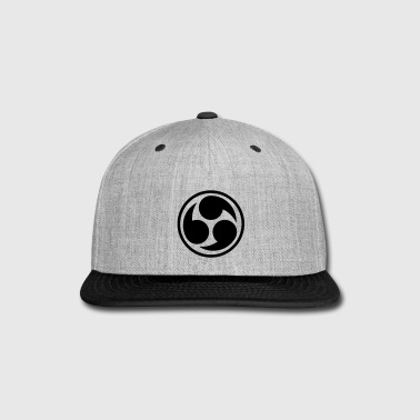 Tomoe - Snap-back Baseball Cap