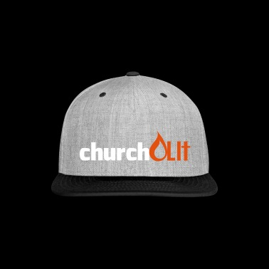 churchlit - Snap-back Baseball Cap