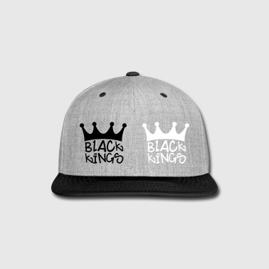 Black Kings  - Snap-back Baseball Cap