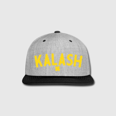 kalash - Snap-back Baseball Cap