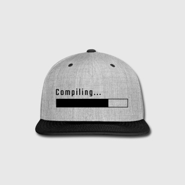 Compiling - Snap-back Baseball Cap