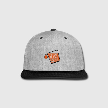 team hangover - Snap-back Baseball Cap