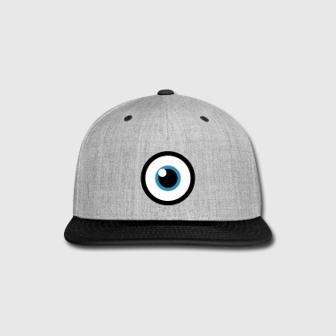 Monster Eye - Snap-back Baseball Cap