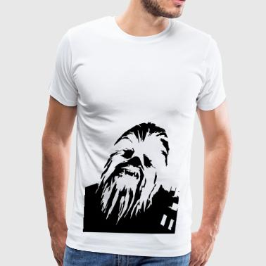 Chewbacca - Men's Premium T-Shirt