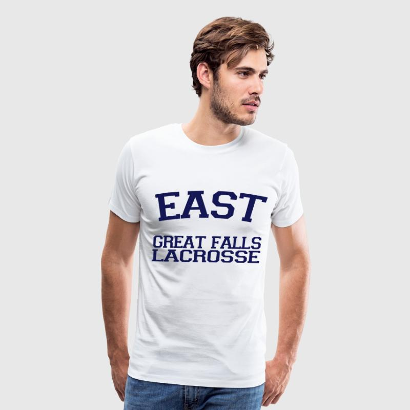 East Great Falls Lacrosse - Men's Premium T-Shirt