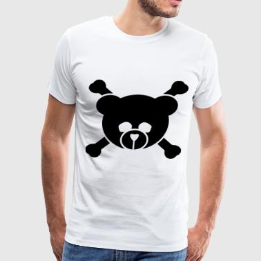 Bear Bones - Men's Premium T-Shirt