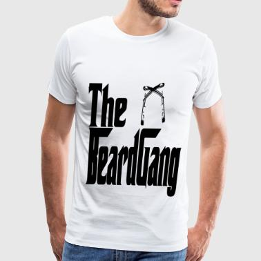 beardgang - Men's Premium T-Shirt