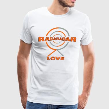 Radar Love - Men's Premium T-Shirt