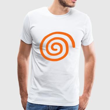 DC Swirl - Men's Premium T-Shirt