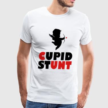 Cupid Stunt - Men's Premium T-Shirt