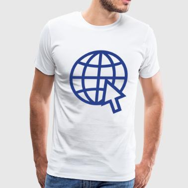internet - Men's Premium T-Shirt