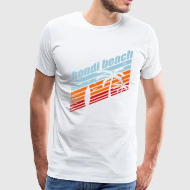 BONDI BEACH - Men's Premium T-Shirt