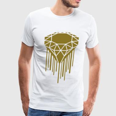 Diamond - Men's Premium T-Shirt