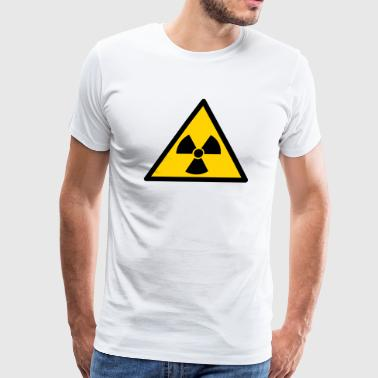 nuclear power - Men's Premium T-Shirt
