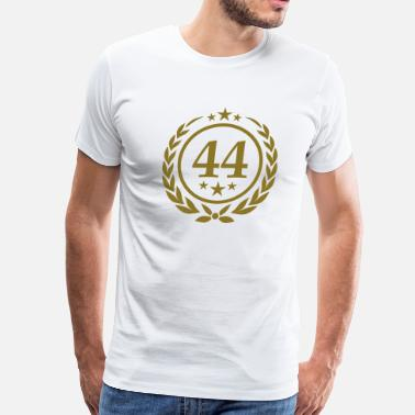 44 Birthday Birthday 44 - Men's Premium T-Shirt