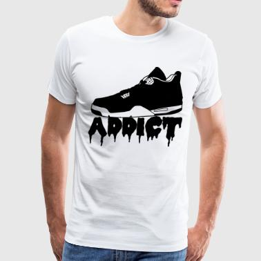 Sneakers Addict - Men's Premium T-Shirt