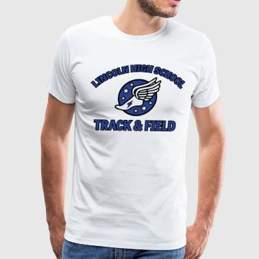 Track & Field - Men's Premium T-Shirt