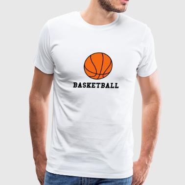 Basketball. Make your own Design - Men's Premium T-Shirt