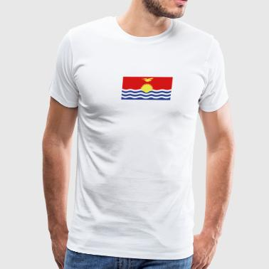 Kiribati - Men's Premium T-Shirt