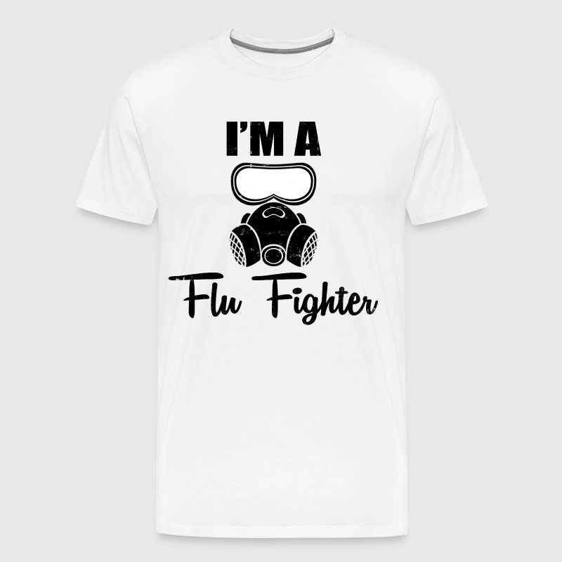 FLU 3.png - Men's Premium T-Shirt