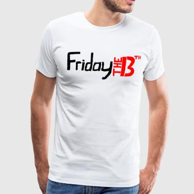 Friday The 13th - Men's Premium T-Shirt