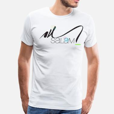Salam Peace Salam the Peace - Men's Premium T-Shirt