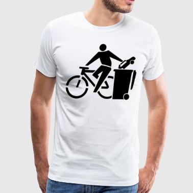 Biking - Men's Premium T-Shirt