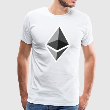 HD Ethereum Official - Men's Premium T-Shirt