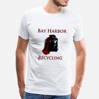 Dexter Morgan Bay Harbor Recycling - Men's Premium T-Shirt