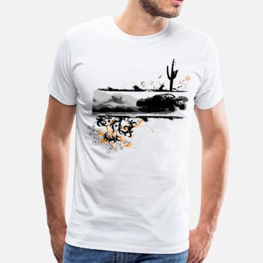 Desert Racing Desert Racing Apparel - Men's Premium T-Shirt