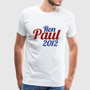 Ron Paul 2012 - Men's Premium T-Shirt
