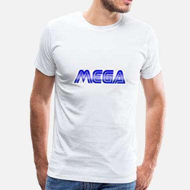 Mega Man Mega - Men's Premium T-Shirt