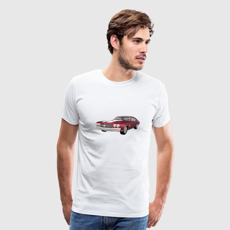 1970 Chevelle SS - Men's Premium T-Shirt