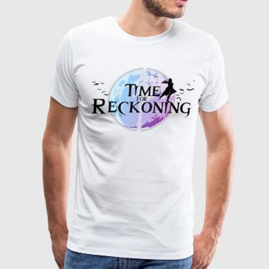 Vayne Time for Reckoning - Men's Premium T-Shirt