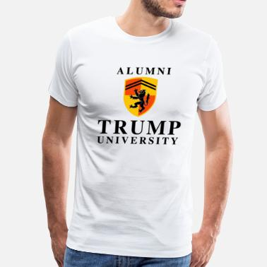 Trump University Trump University Alumni - Men's Premium T-Shirt