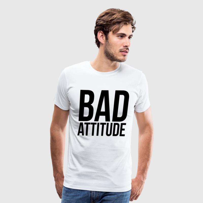Bad Attitude - Men's Premium T-Shirt