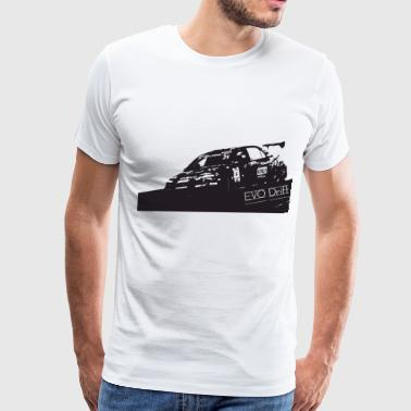 Evo EVO Drift  - Men's Premium T-Shirt